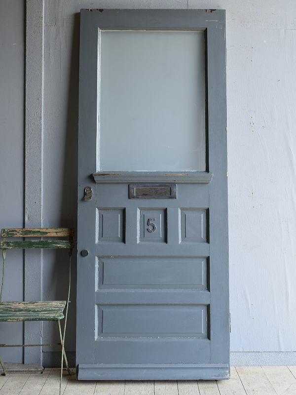 イギリス アンティーク ドア 扉 建具 8199