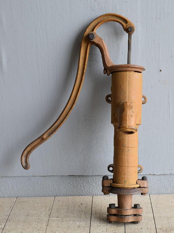 イギリス アンティーク ウォーターポンプ 井戸 ガーデニング 9669