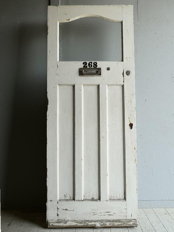 イギリス アンティーク ドア 扉 建具 8281