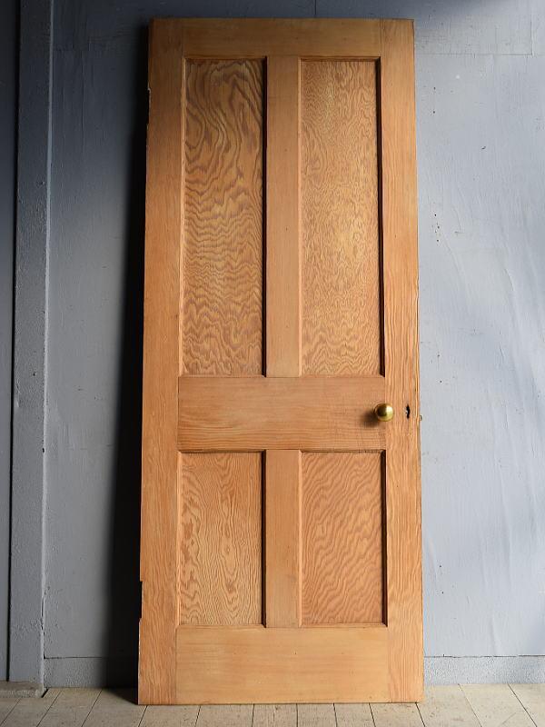 イギリス アンティーク オールドパイン ドア 扉 8321