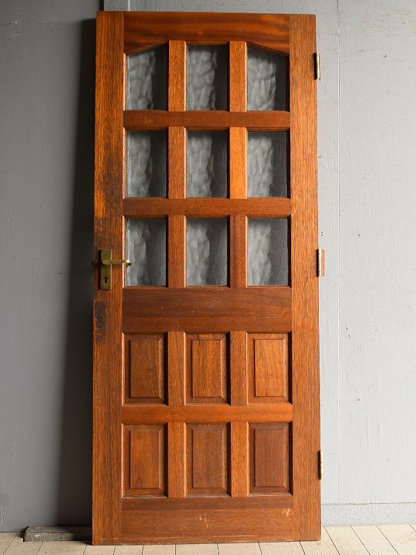イギリス アンティーク ドア 扉 建具 8330