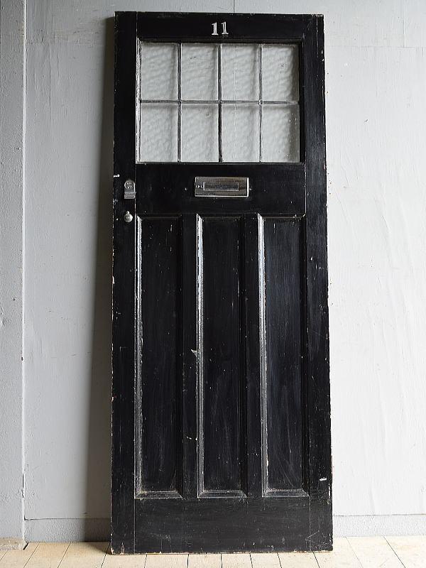 イギリス アンティーク ドア 扉 建具 8333
