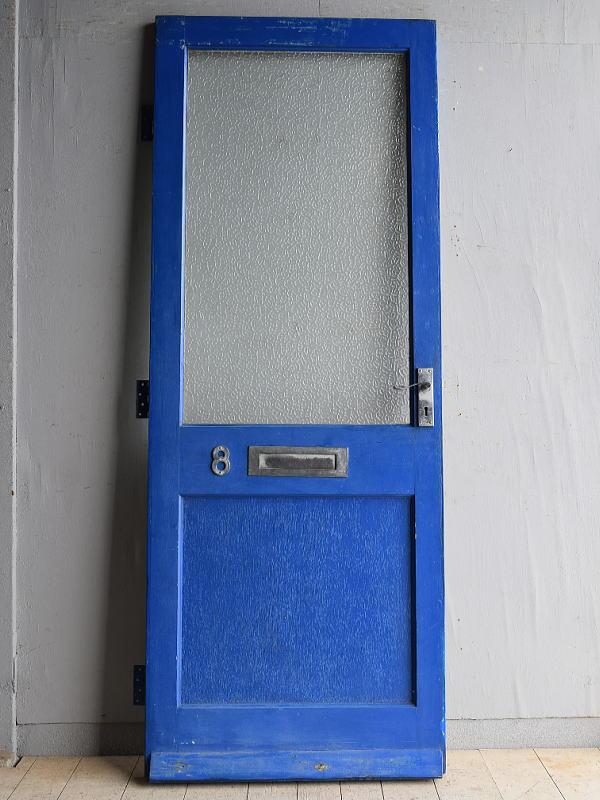 イギリス アンティーク ドア 扉 建具 8334