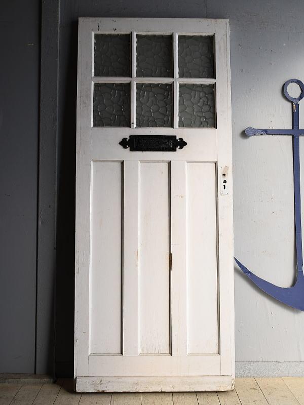 イギリス アンティーク ドア 扉 建具 8339