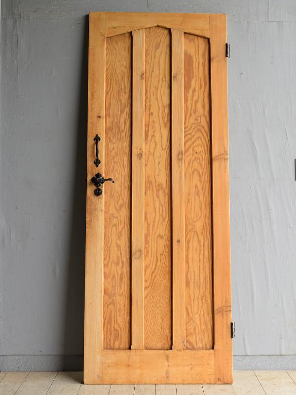 イギリス アンティーク パイン ドア 扉 建具 8344