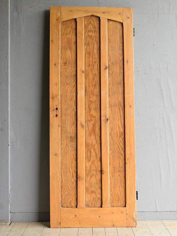 イギリス アンティーク パイン ドア 扉 建具 8346
