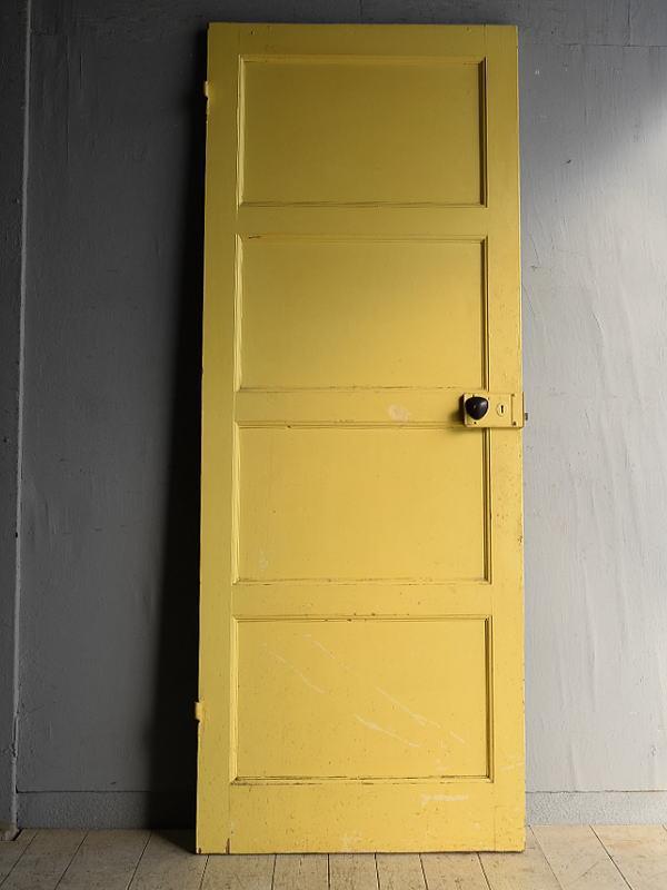 イギリス アンティーク ドア 扉 建具 8370