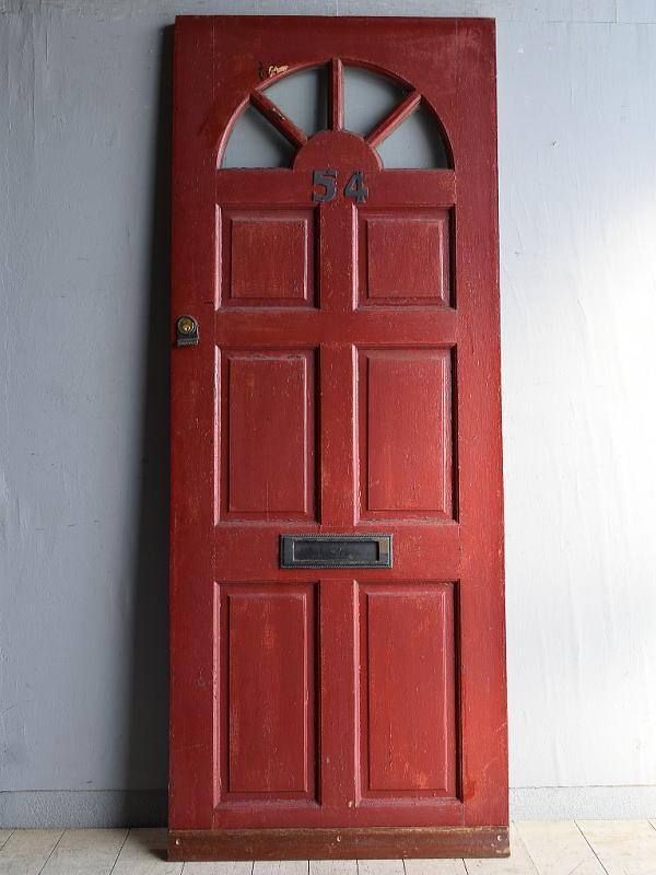 イギリス アンティーク ドア 扉 建具 8371