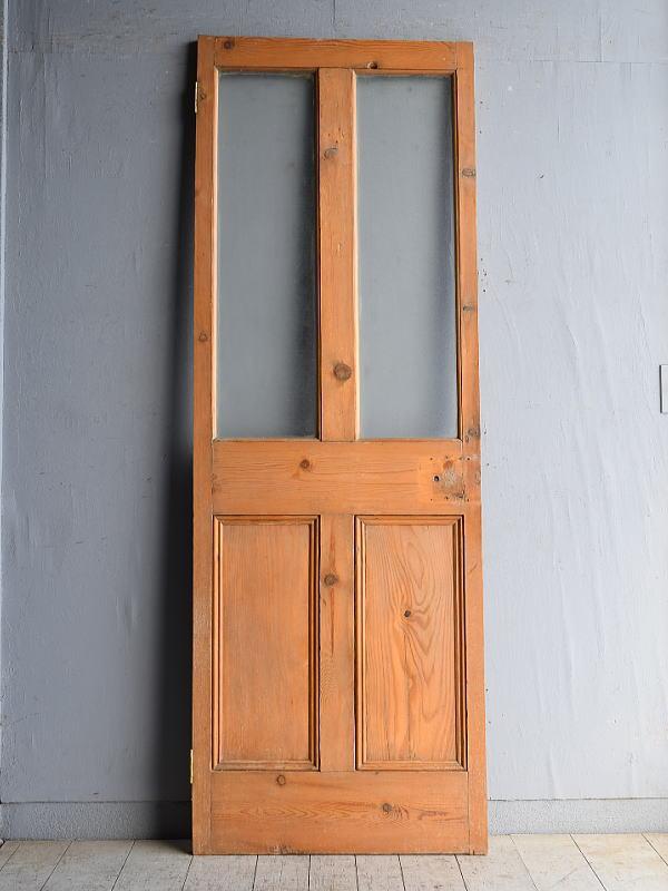 イギリス アンティーク ドア 扉 建具 8410
