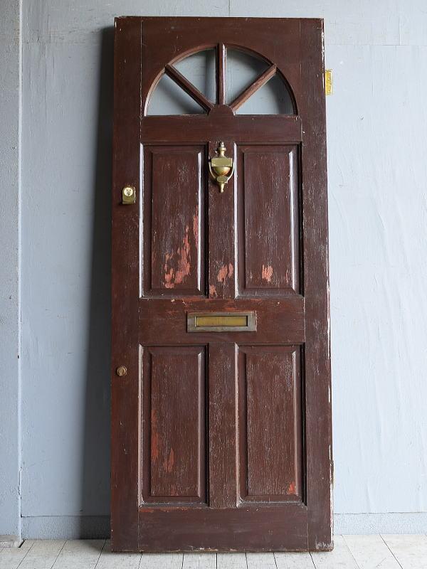 イギリス アンティーク ドア 扉 建具 8427