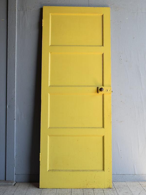 イギリス アンティーク ドア 扉 建具 8451