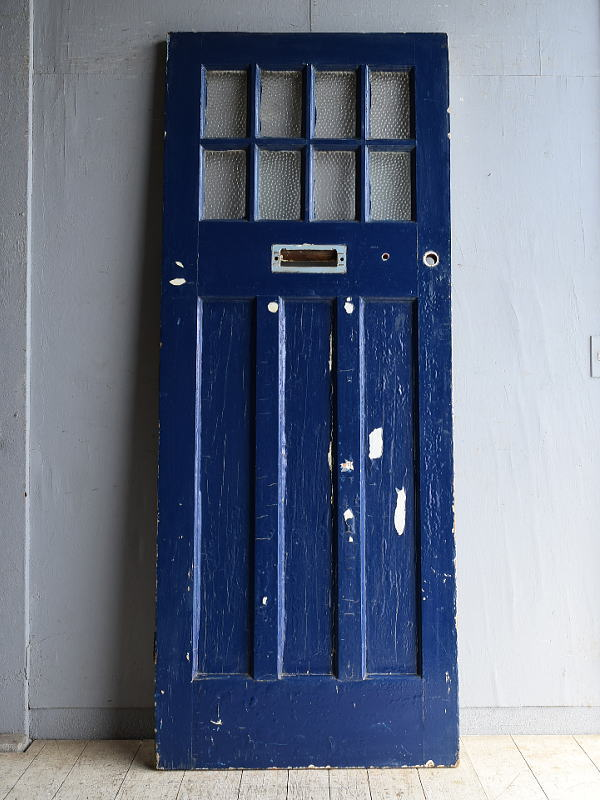 イギリス アンティーク ドア 扉 建具 8486