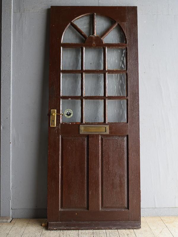イギリス アンティーク ドア 扉 建具 8487