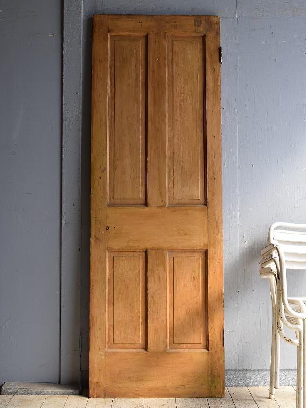 イギリス アンティーク パイン ドア 扉 建具 8489