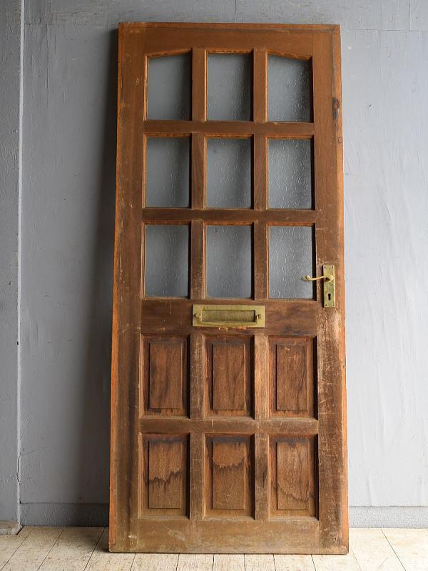 イギリス アンティーク ドア 扉 建具 8491
