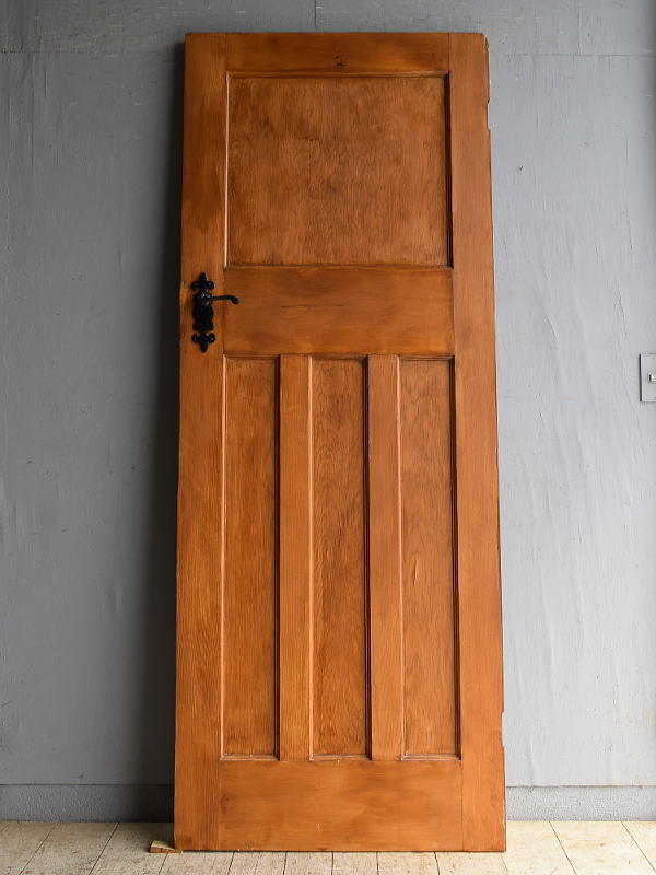 イギリス アンティーク オールドパイン ドア 扉 8493