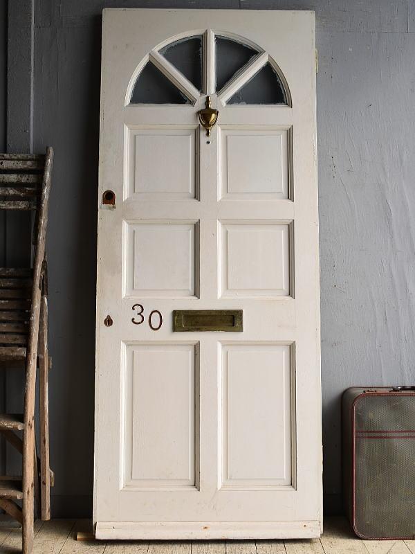 イギリス アンティーク ドア 扉 建具 8494