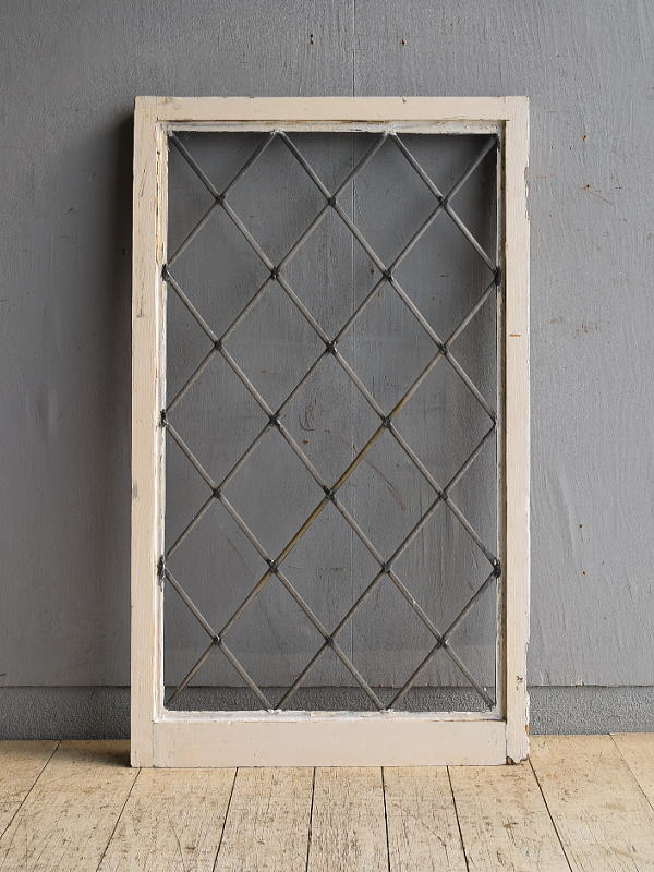 イギリス アンティーク 窓 ディスプレイ 建具 8504
