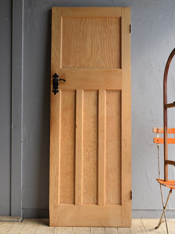 イギリス アンティーク パイン ドア 扉 建具 8509