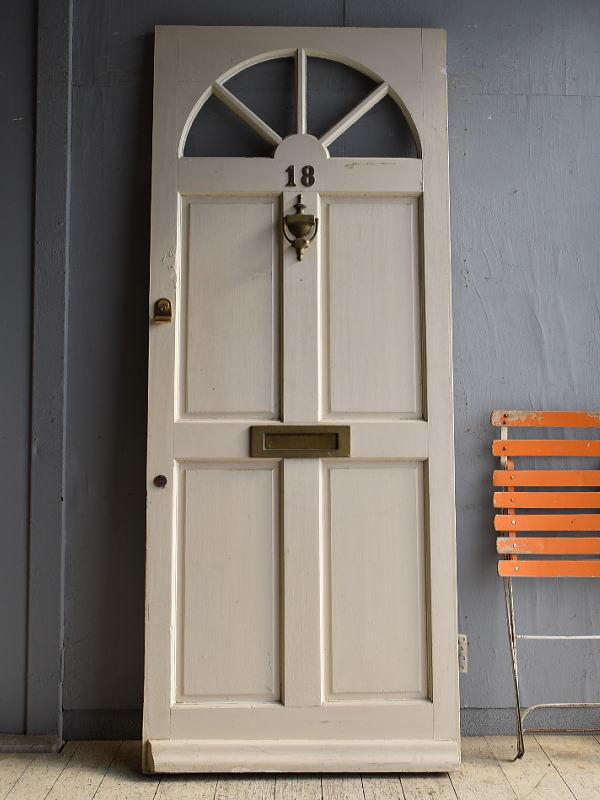 イギリス アンティーク ドア 扉 建具 8510