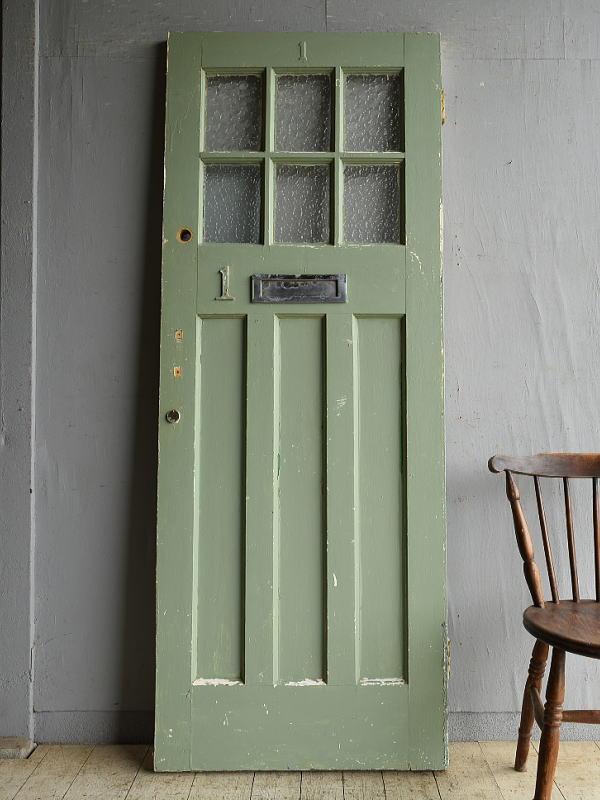 イギリス アンティーク ドア 扉 建具 8513