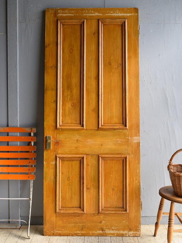 イギリス アンティーク ドア 扉 建具 8517