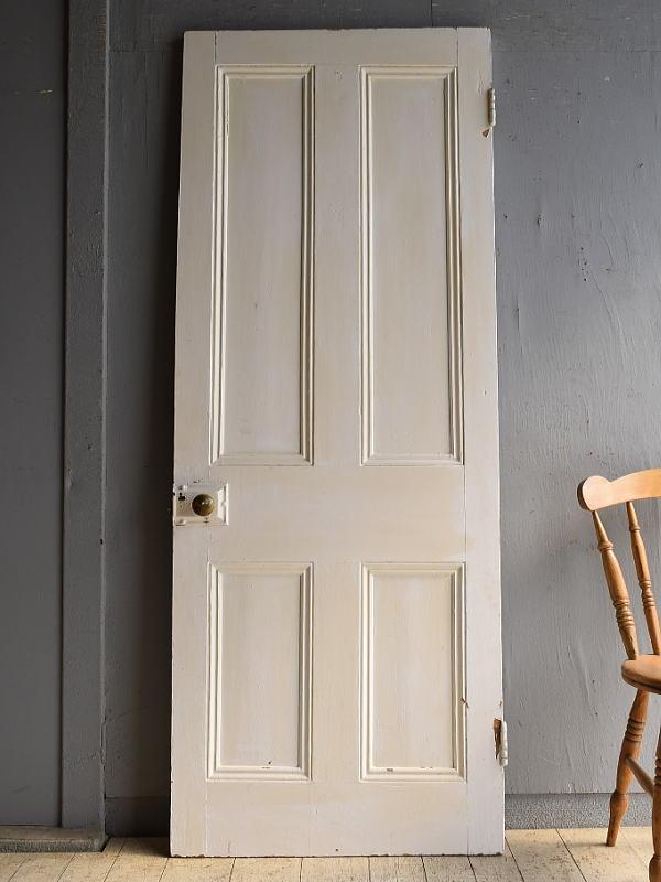 イギリス アンティーク ドア 扉 建具 8536