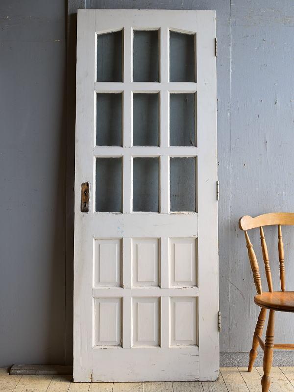 イギリス アンティーク ドア 扉 建具 8544