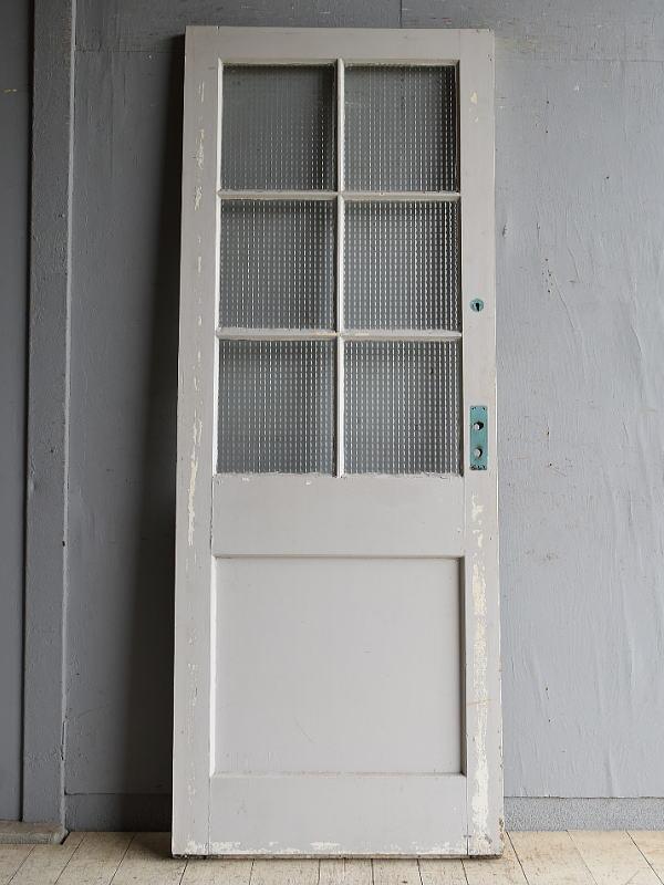 イギリス アンティーク ドア 扉 建具 8550