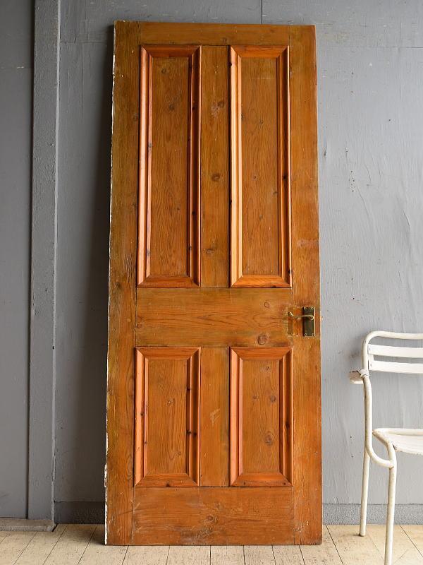 イギリス アンティーク ドア 扉 建具 8554