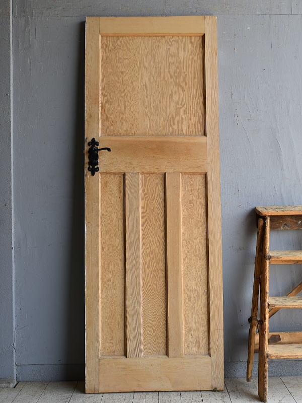 イギリス アンティーク パイン ドア 扉 建具 8565