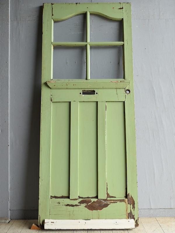イギリス アンティーク ドア 扉 建具 8568
