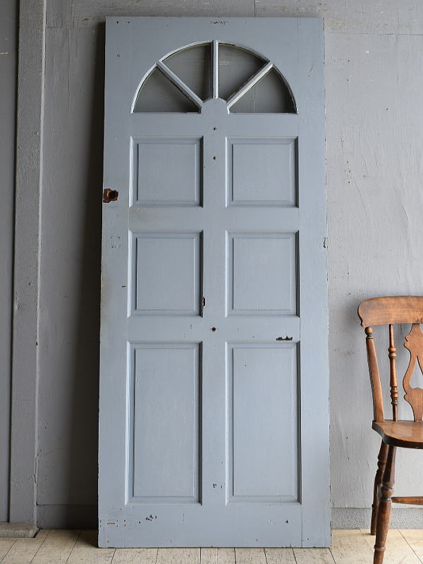 イギリス アンティーク ドア 扉 建具 8579