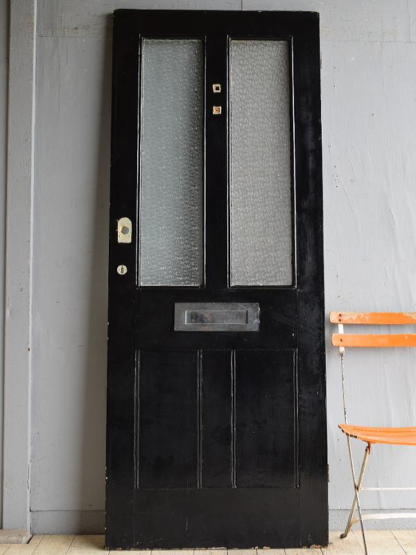 イギリス アンティーク ドア 扉 建具 8582