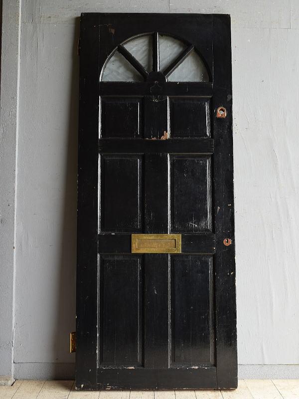 イギリス アンティーク ドア 扉 建具 8601