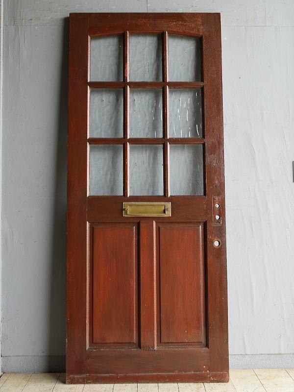 イギリス アンティーク ドア 扉 建具 8604