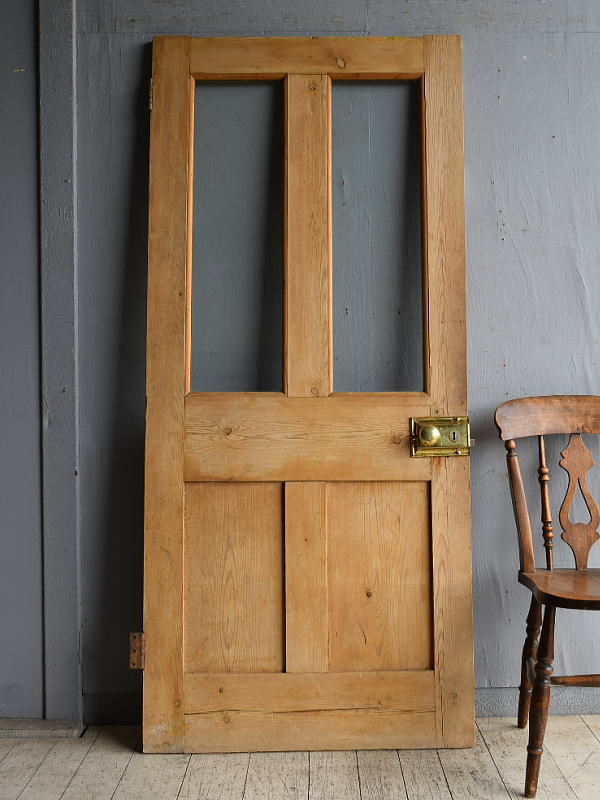イギリス アンティーク ドア 扉 建具 8605