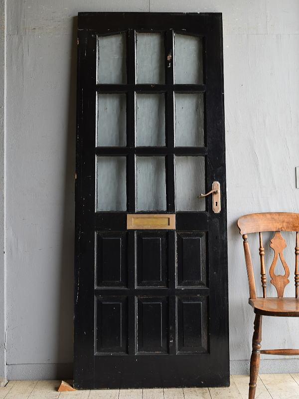 イギリス アンティーク ドア 扉 建具 8608