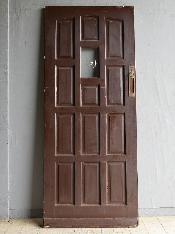 イギリス アンティーク ドア 扉 建具 8609