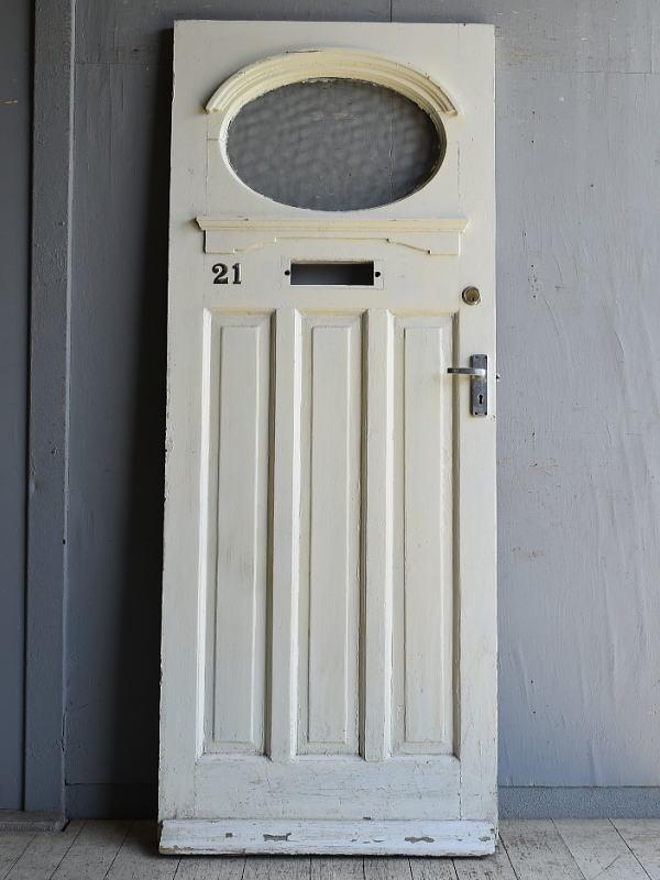 イギリス アンティーク ドア 扉 建具 8621