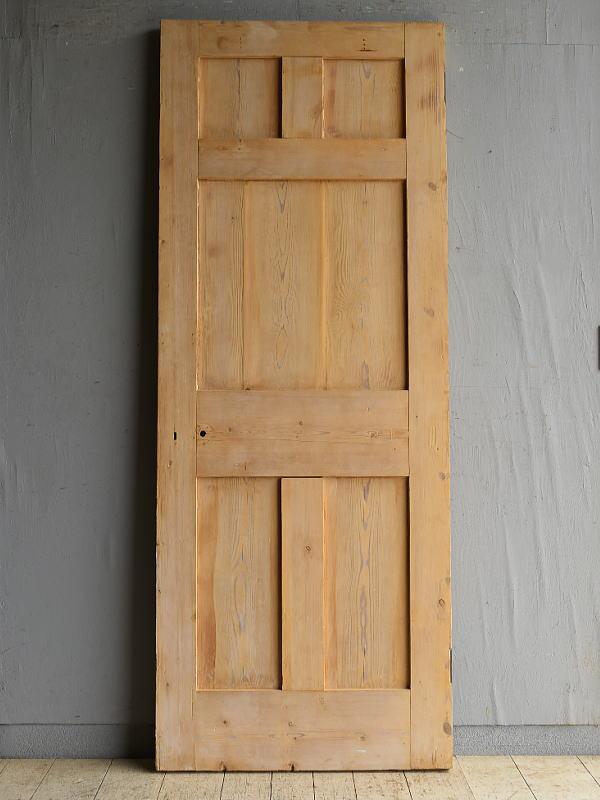イギリス アンティーク パイン ドア 扉 建具 8647