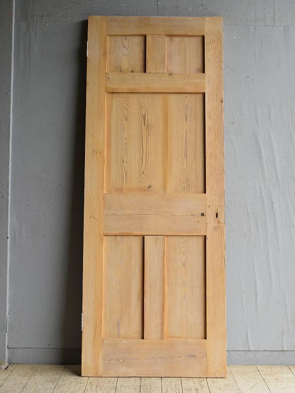 イギリス アンティーク パイン ドア 扉 建具 8650