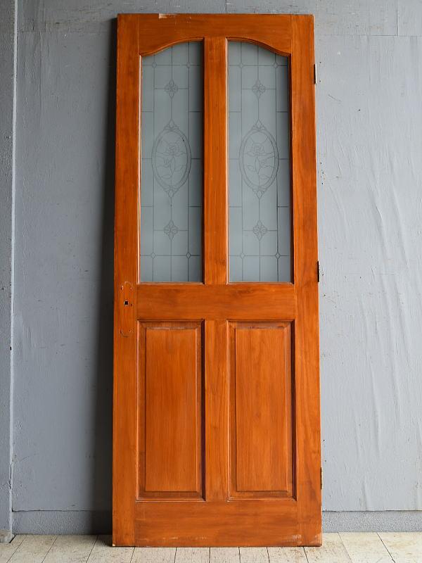イギリス アンティーク ドア 扉 建具 8656