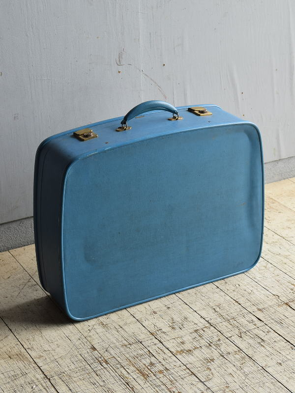 イギリス アンティーク スーツケース トランク ディスプレイ 旅行鞄 8670