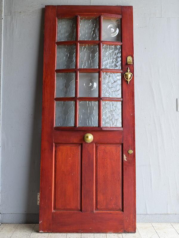 イギリス アンティーク ドア 扉 建具 8675