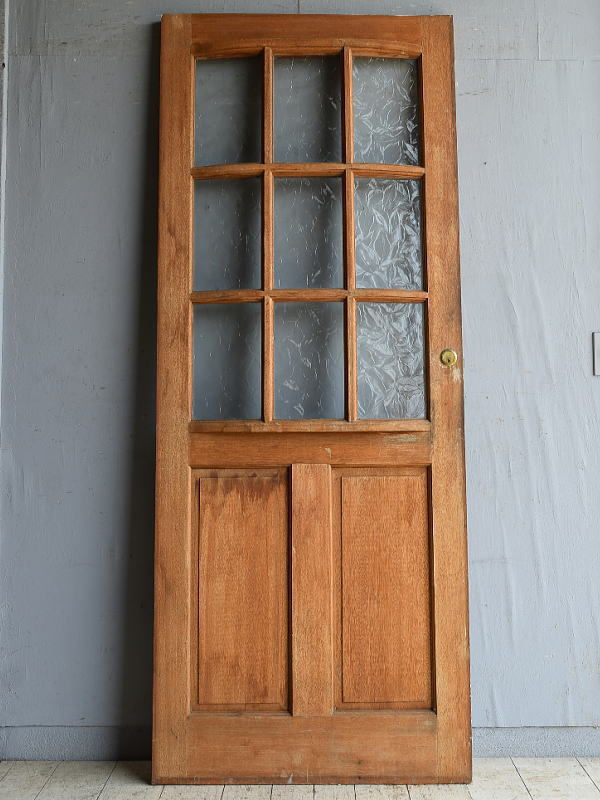 イギリス アンティーク ドア 扉 建具 8684