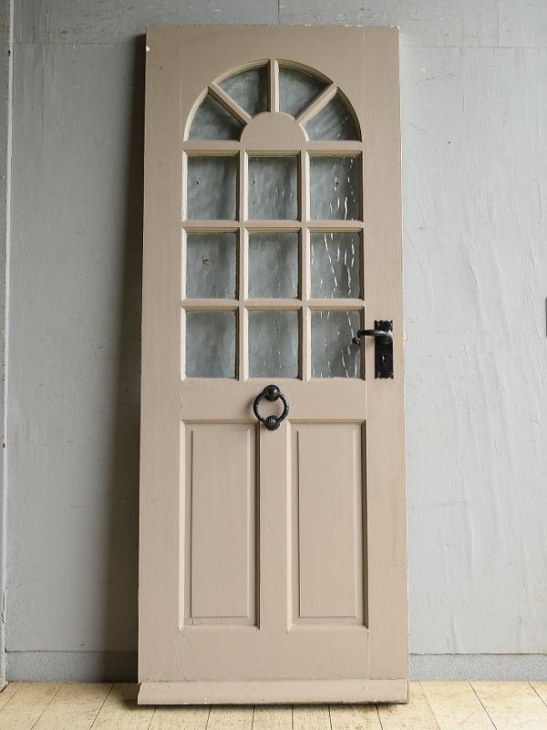 イギリス アンティーク ドア 扉 建具 8708