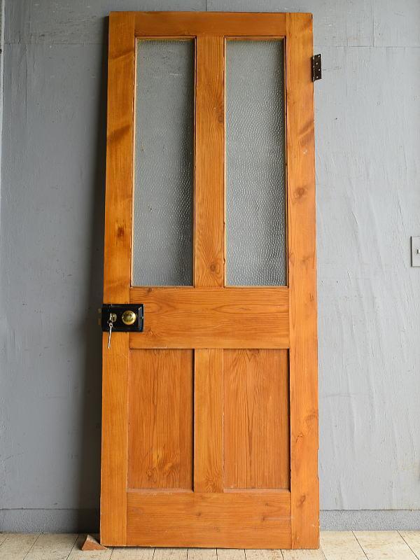 イギリス アンティーク ドア 扉 建具 8711