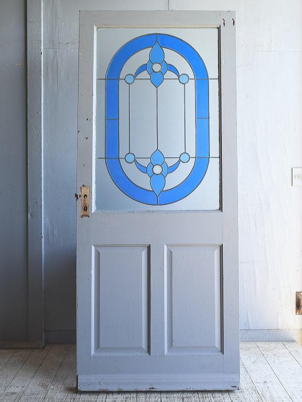 イギリス アンティーク ドア 扉 建具 8712