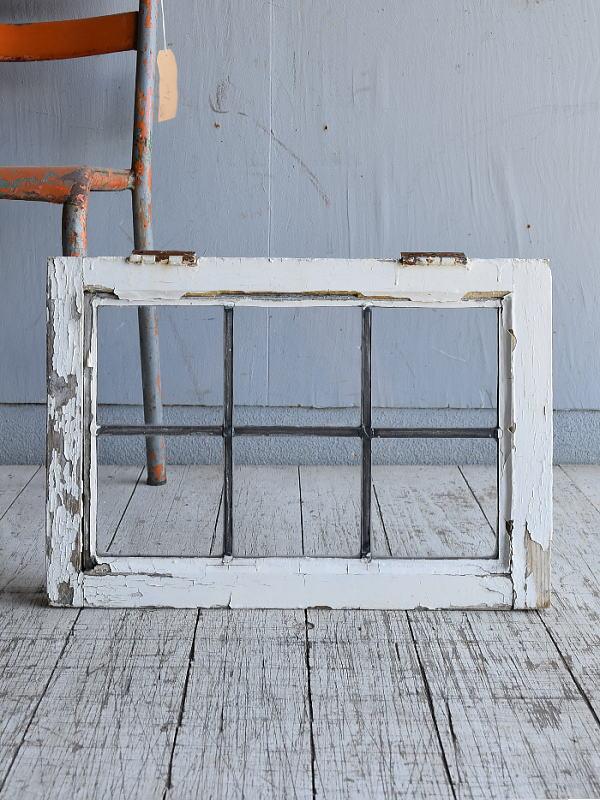 イギリス アンティーク 窓 無色透明 8776